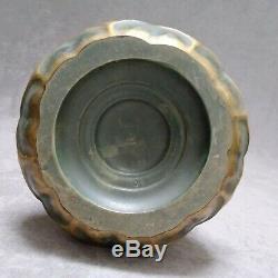 Amphora Austria vase céramique Art Nouveau