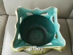 Cache-pot en barbotine vase de Chalmont Hector Guimard Fives-Lille art nouveau