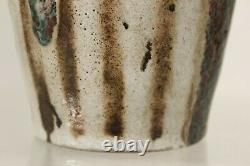 Emile Decoeur (18761953) Rare vase Art Nouveau à glaçures sang de boeuf 1920s