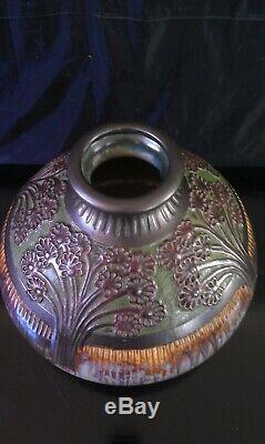 Exceptionnel vase Art Nouveau Grès de Joseph Mougin (1876-1961) école de Nancy