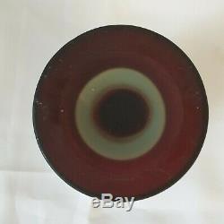 Gallé, très joli vase Art nouveau