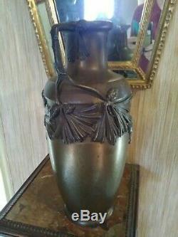 Grand Vase Art Nouveau Jugendstil 1900