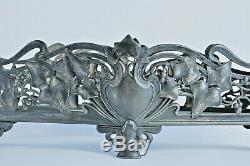 Jardinière Art Nouveau WMF Coupe Antique Jugendstil cup métal vase
