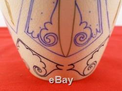 Joli vase en céramique ART NOUVEAU ARNHEM keramik vase