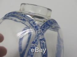 LALIQUE Vase Art nouveau (27387)