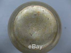 Loetz Vase Verre Irise 1900 Art Nouveau Cf Glass Kralik Wmf Palm Koenig