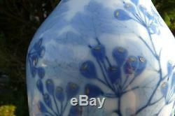 MANUFACTURE NATIONALE DE SEVRES Vase 1903 Ceramics Porcelain Art Nouveau