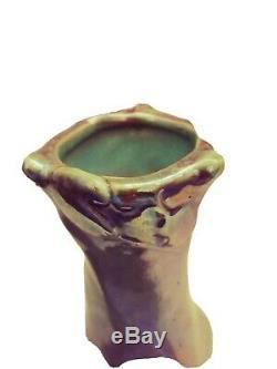 Magnifique Vase Art Nouveau Rambervillers