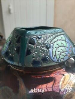 Paire De Vases Montieres Art Nouveau