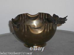Petit vase d époque art déco art nouveau