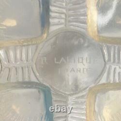 Rene Lalique Coupe Bol Coquille Saint Jacques Art Deco Nouveau Jugendstil Vase