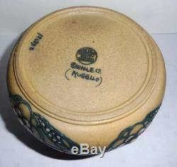 Superbe Rare Vase Gres Emaille Art Nouveau Mugello Galileo Chini Italie Italia
