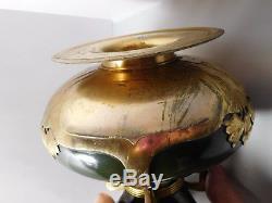 Superbe vase ART NOUVEAU Osiris 0520 Designer Walter Scherf 1900 /1901