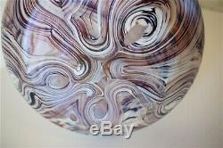 VASE KRALIK BOHEME 1900 Irisé Glass Loetz Konig Art Nouveau jugendstil 34 cm