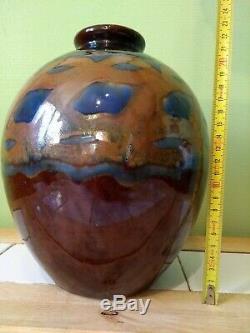 Vase Art Nouveau THARAUD LIMOGES