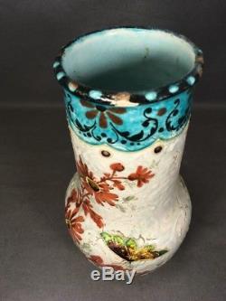 Vase Art Nouveau Théodore Deck