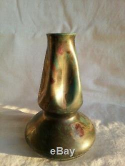 Vase Domenico Zumbo Arènes Fréjus Var No Massier Art nouveau Moderne Style