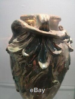 Vase Greber Art Nouveau