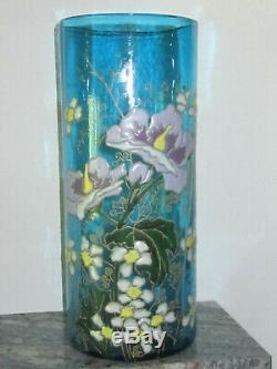 Vase Rouleau Legras Montjoye Art Nouveau