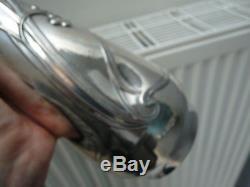 Vase WMF art nouveau jugendstil avec verrerie d'origine L6/10/17