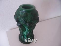 Vase art déco art nouveau Heinrich Hoffmann (1875-1938) & Henry Schlevogt 1904