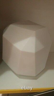 Vase céramique -porcelaine -vintage -années 80 -Prix du design Aldo Cavanna