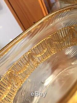 Vase loetz 1900 Art-Nouveau Kralik Monture Dorée